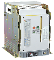Выключатель автоматический ВА07-М выдвижной 3Р 1250А Icu=80кА IEK, SAB-2000-KRV-3P-1250A-80