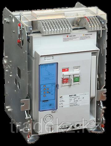 Выключатель автоматический ВА07-208 выдвижной 3P 800А 65кА ИЭК, SAB230-0800-U11H-P11, фото 2