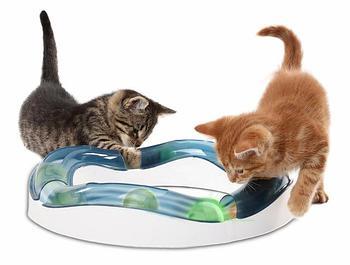 Игрушки и амуниция для кошек