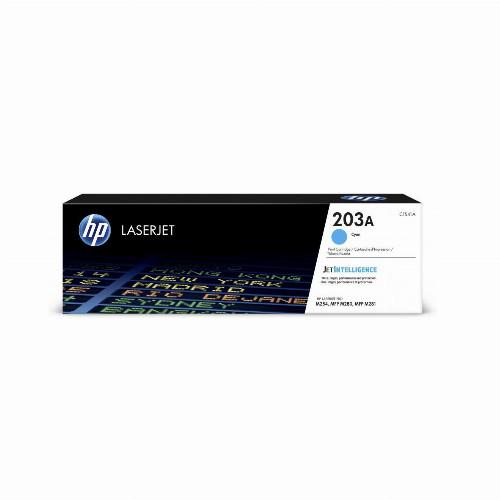 Лазерный картридж HP 203A (Оригинальный, Голубой - Cyan) CF541A