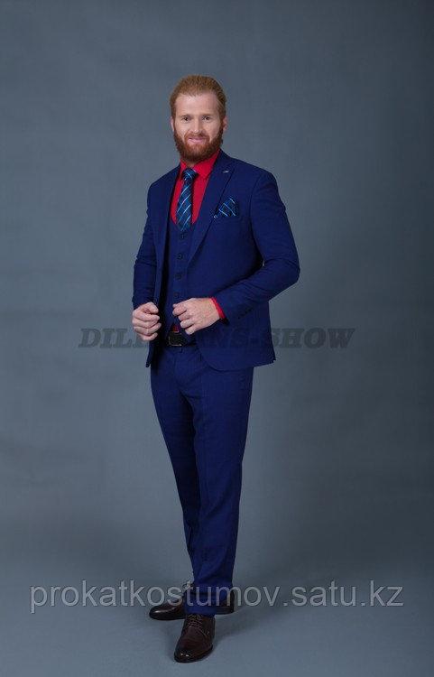 Мужские классические костюмы на прокат
