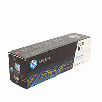 Лазерный картридж HP 203A (Оригинальный, Черный - Black) CF540A