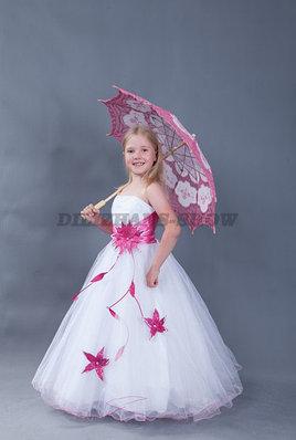 Бальные и вечерние платья для девочек