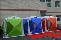 Палатка куб для зимней рыбалки. Алматы, фото 1