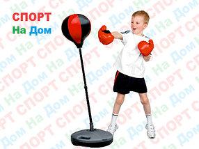 Детский боксерский набор с перчатками