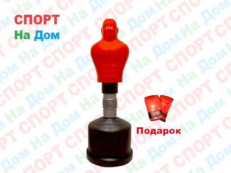 Груша для бокса манекен 17 (красный)