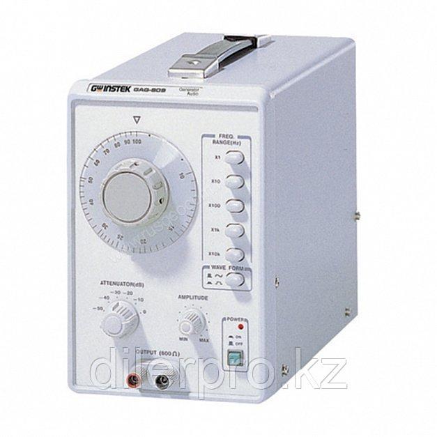 Низкочастотный генератор GW Instek GAG-810