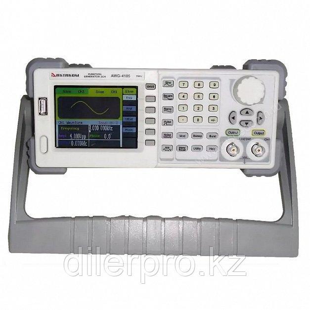 Генератор сигналов специальной формы Актаком AWG-4105