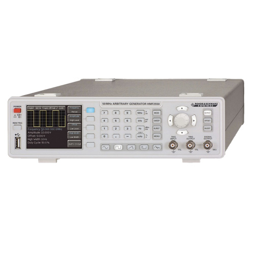 Генератор сигналов произвольной формы Rohde Schwarz HMF2550