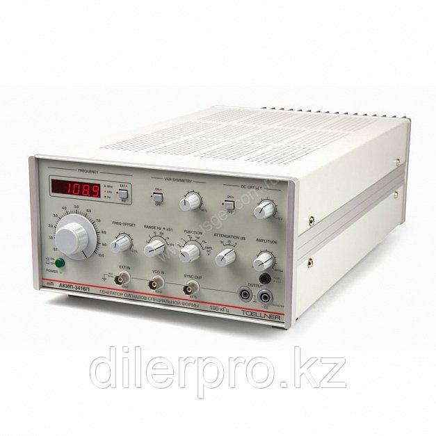 Функциональный генератор АКИП-3416/1