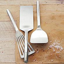 Кухонные ложки и лопатки