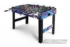 Напольный мини-футбол кикер Game Start Line Play 4 фута