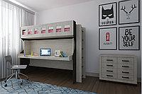 """Стол-двухъярусная кровать трансформер """"Bambini"""", фото 1"""