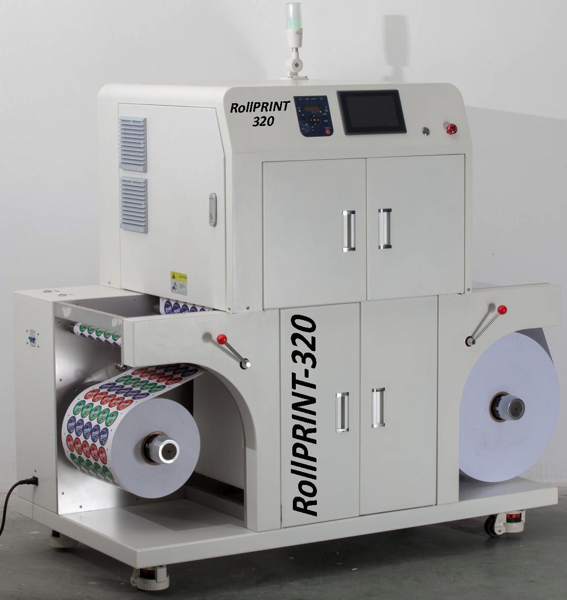 Цифровая рулонная печатная машина RollPRINT-320