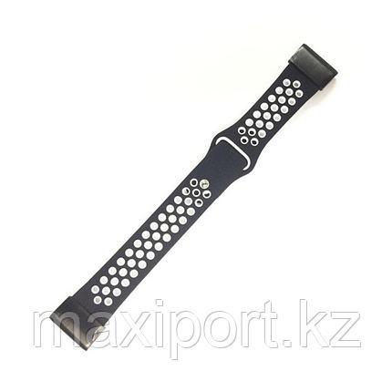 Garmin Fenix 5 fenix 6 26мм силиконовый 2 цветный ремешок, фото 2