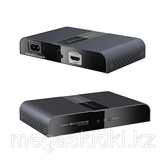 Удлинители HDMI сигнала по электросети от 100V до 240V LKV380Pro