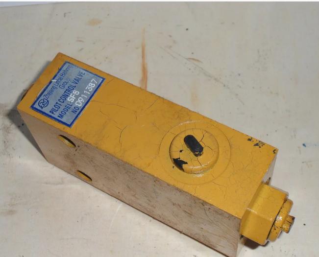 Клапан SF8, 4120000448, SF8-C на погрузчик ZL50G