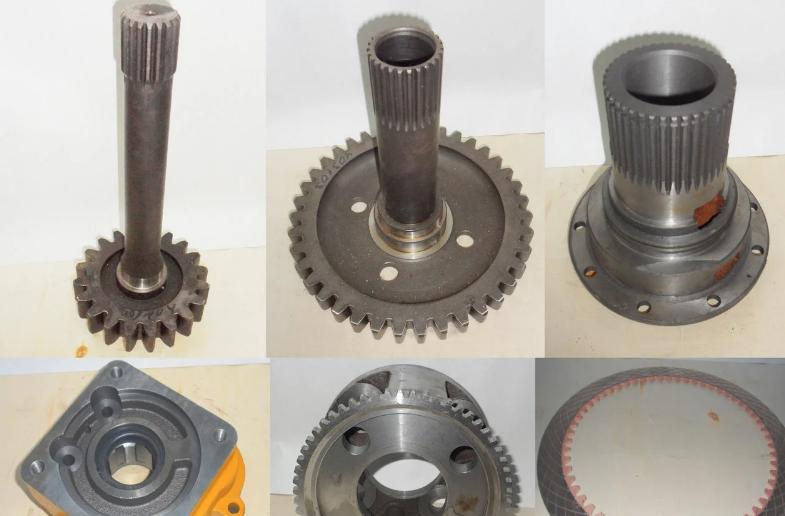 Запчасти на КПП ZL40/50, запасные части на КПП погрузчика ZL50G, SEM, Petronik, Foton, TOTA, LW541 XZ656 XG955