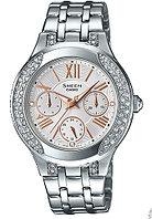 Женские часы Casio SHEEN SHE-3809D-7A, фото 1