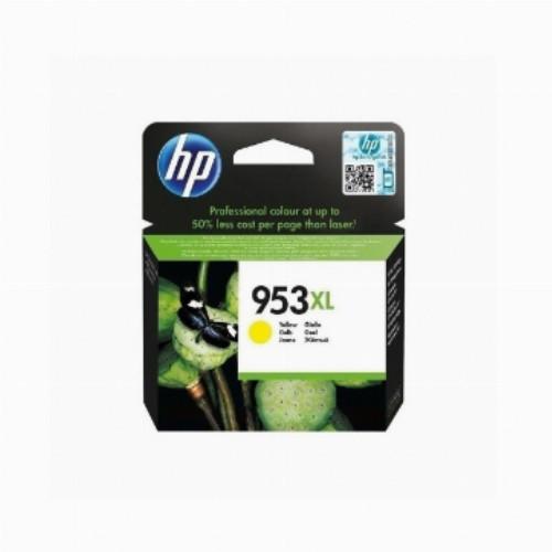 Струйный картридж HP 953XL (Оригинальный, Желтый - Yellow) F6U18AE