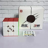 Скоростной кубик Рубика QiYi MoFangGe Thunderclap v3 M 3x3