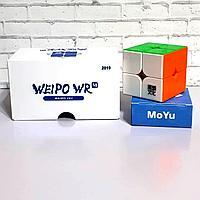 Скоростной кубик Рубика MoYu WeiPo WRМ 2x2