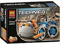 10822 Technica 2в1 Бульдозер конструктор 171дет 26*17см, фото 1