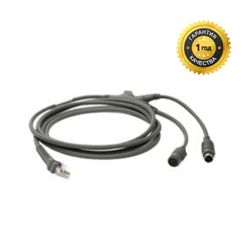 Прямой кабель для Zebra LS1203