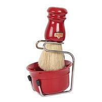 Набор для бритья OMEGA Италия (красный)