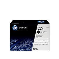 Лазерный картридж HP 27A (Оригинальный, Черный - Black) C4127A