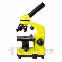 Микроскоп Levenhuk Rainbow 2L Lime (Лайм)