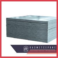 Жаропрочный лист 08Х21Н6М2Т 0,4 - 95 мм