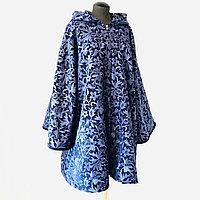 Удлиненное кружевное пальто 110 см.
