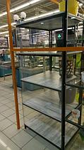 Торговое оборудование для супермаркета Carefood г.Алматы - отдел кондитерский и цветочный