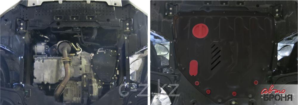 Защита картера + КПП, Suzuki SX4 2013-2016, фото 2