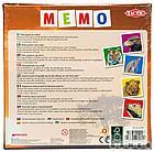 Настольная игра Мемо Дикие Животные 2, фото 3