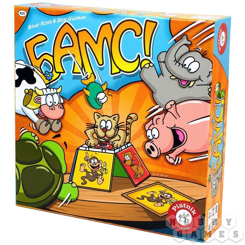 Настольная игра: Бамс , арт. 716171