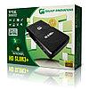 GI HD Slim 3 Plus - малогабаритный cпутниковый ресивер DVB-S2, Full HD, Conax