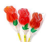 Леденец «Роза» 30 гр (36 шт. в упаковке)