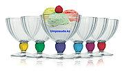 Набор креманок 300 мл Luminarc Quadro Rainbow 6 шт. (микс цветов)