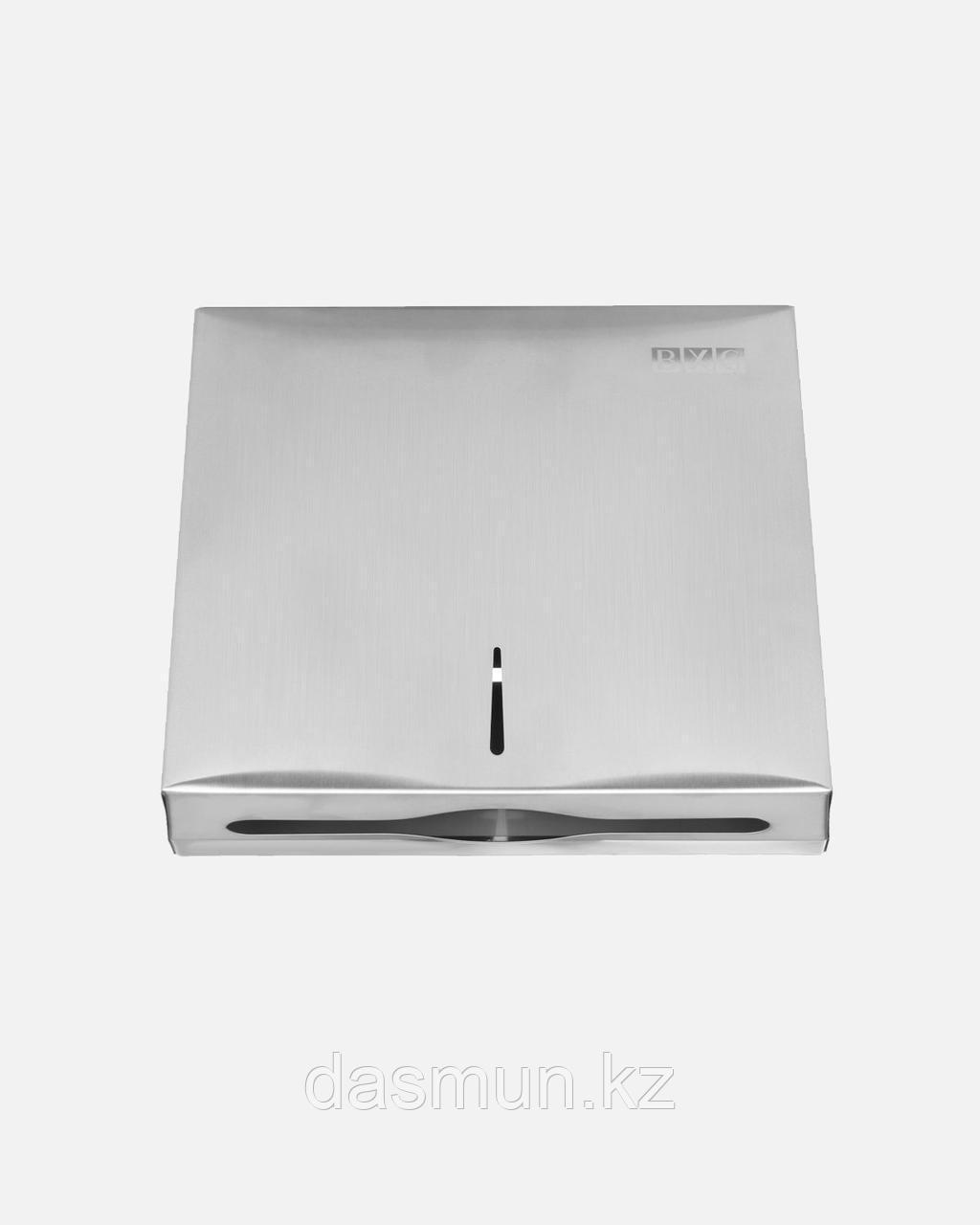 Диспенсер для листовых бумажный полотенец Z укладки Almacom PD-QG-MP3