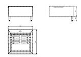 Мойка для ног медицинская -2 НСт, фото 2