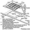 Варочная поверхность Bosch PCP612B80E , фото 2