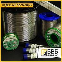 Припой ЛМцЖ 57-1,5-0,75