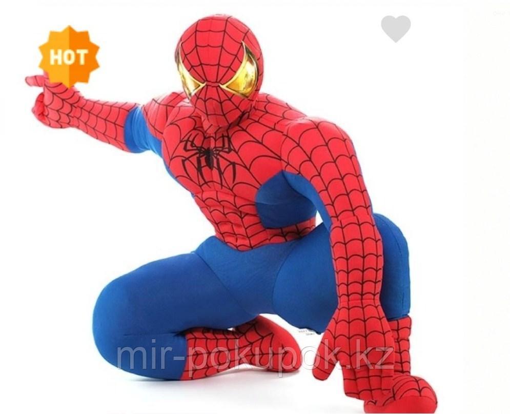 Спайдермен человек-паук мягкая игрушка 50см