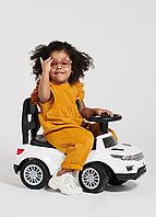 Детская машина-каталка Happy Baby Jeeppy белый