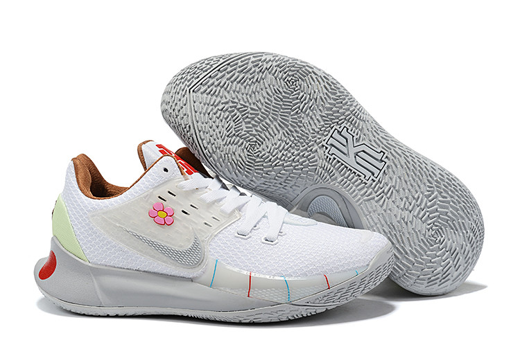 "Игровые кроссовки Nike x Nikelodeon Kyrie Low 2 ""Sandy Cheeks"" (36-46)"