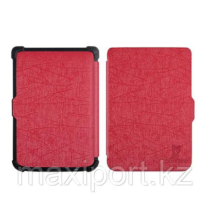 Pocketbook чехол 616\627\632606 628 633 цвет Красный, фото 2