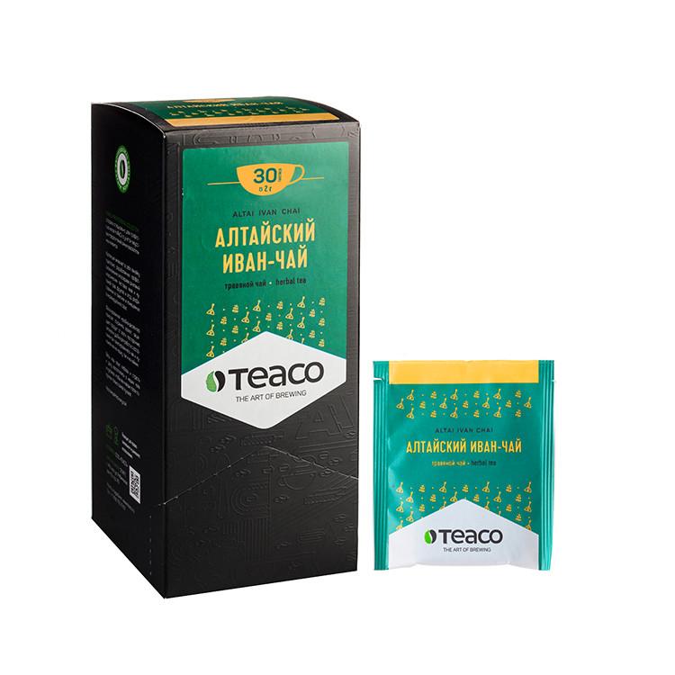 Алтайский иван-чай Чай пакетированный на чашку 30 пак.