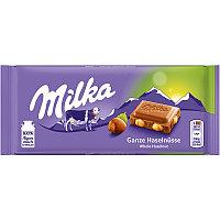 Milka Alune Hazelnut дроблёный орех (100 грамм) (18 шт. в упаковке)